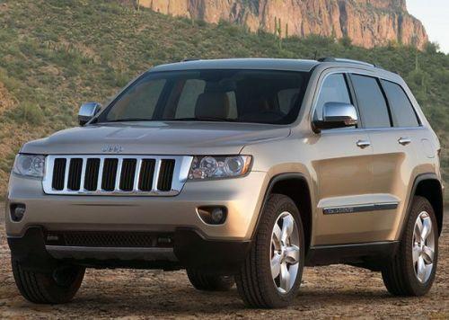 Jeep решил
