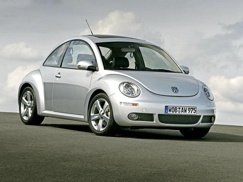 Volkswagen «Жук» New Beetle