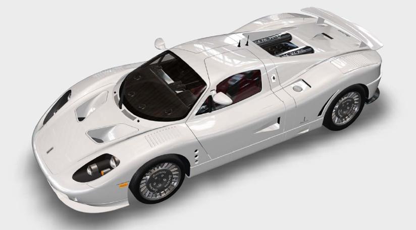 суперкара GT1